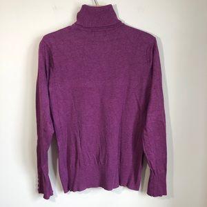 3/$30💚Nomi turtleneck sweater
